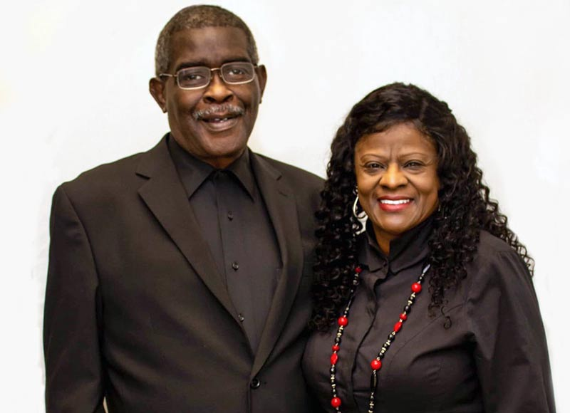 Pastor Johnny and  Apostle Deborah Chiles
